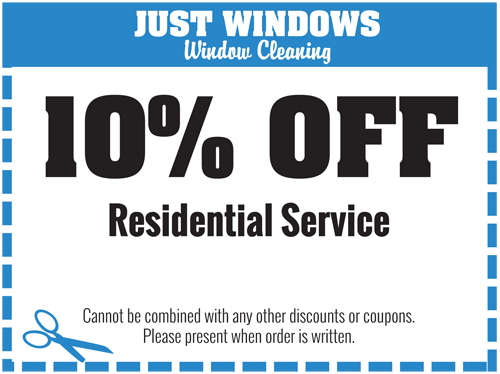 Window Cleaning Coupons
